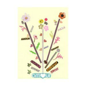 D 016 bouquet d'amours